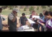 Pecos River Trout in the Classroom Release